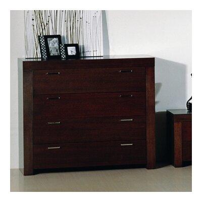 Traxler 4 Drawer Traxler Dresser