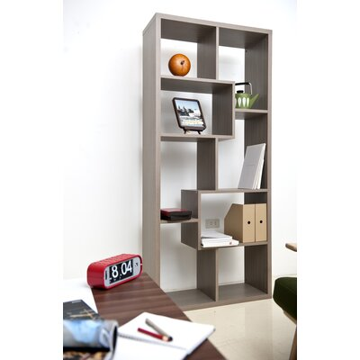 buy low price hokku designs lucas bookcase