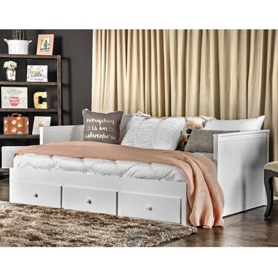Ferguson Daybed Color: White