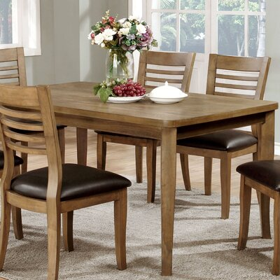 Natura 7 Piece Dining Table