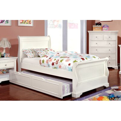 Stovall Sleigh Bed