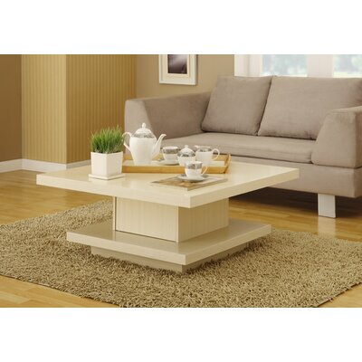 buy low price hokku designs audra square coffee table in ivory
