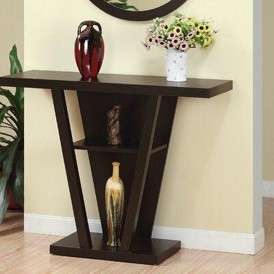 Cheap Hokku Designs Newbury Console / Sofa Table in Red Cocoa (KUI2138)