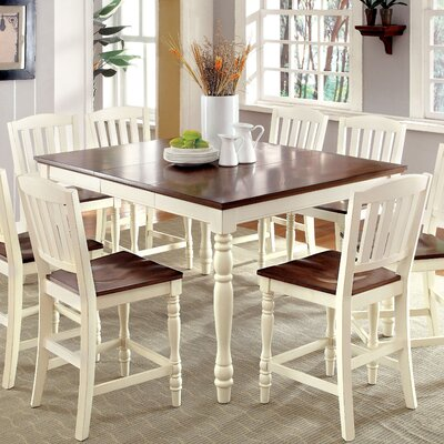 Laureaus Extendable Dining Table