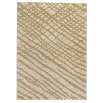 "Hokku Designs Congo White/Grey Area Rug - Rug Size: 5'2"" x 7'6"" at Sears.com"