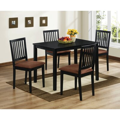 Dining 5 Piece Set Signature Design By Ashley Manadell 5