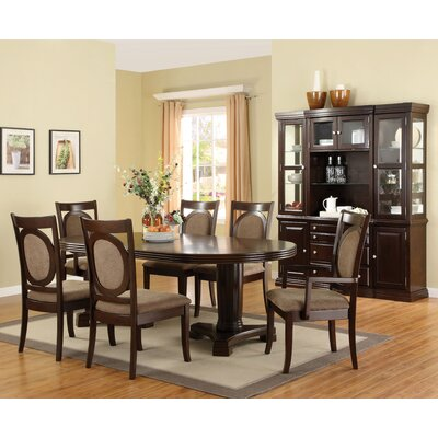 Regan 7 Piece Extendable Dining Set