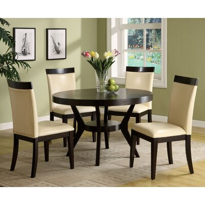 Economy Apartment: space saving dining set