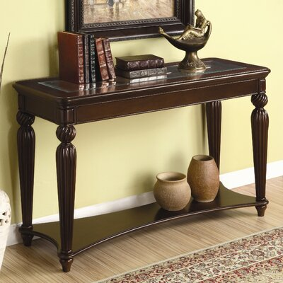 Cheap Hokku Designs Windsor Sofa Table in Dark Cherry (KUI2319)