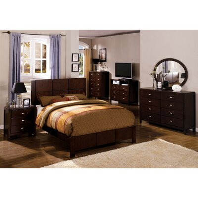 Easy financing Easton Panel Bed...