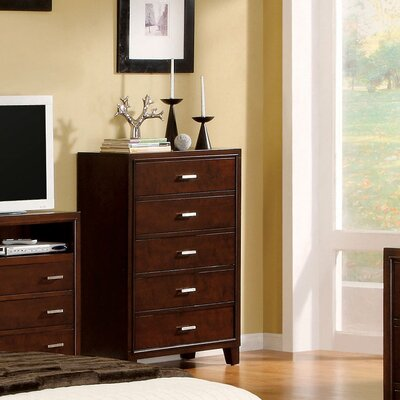 Carpino 5 Drawer Chest