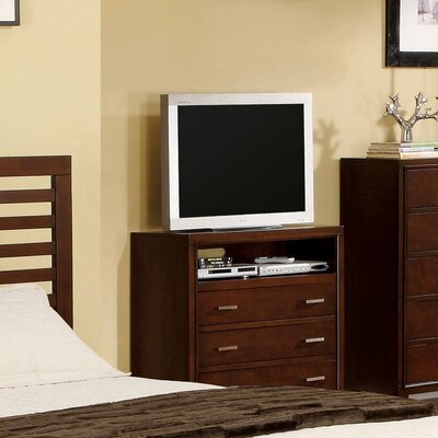 Easy financing Elery 3 Drawer Media Chest...