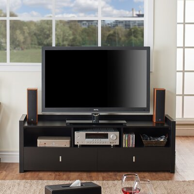 Pettry 20.5 TV Stand Color: Cappuccino