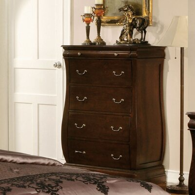 Liverpool 4 Drawer Chest