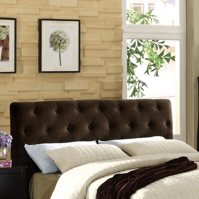Credit for Trent Upholstered Headboard Size: Q...