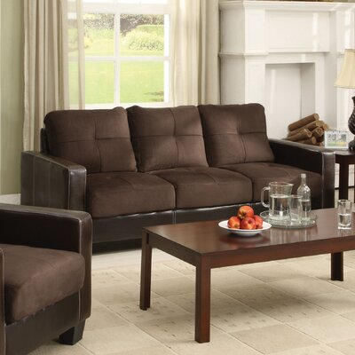Townsend Sofa Upholstery: Chocolate