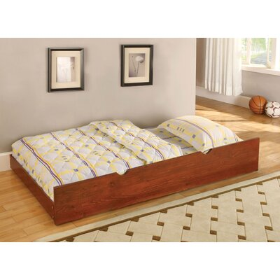 Twin Trundle for Cherry Bedford Bed Finish: Oak