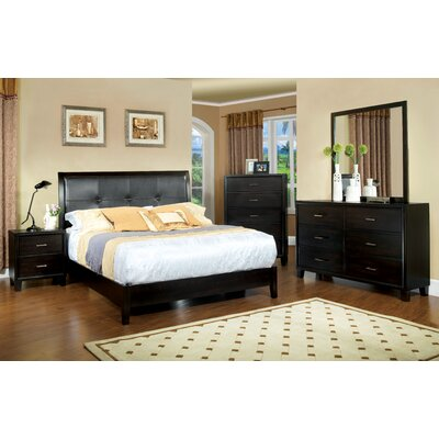Laguna Platform Configurable Bedroom Set