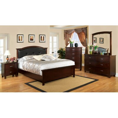 Irondale Upholstered Panel Bed