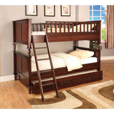 Milton Twin Futon Bunk Bed