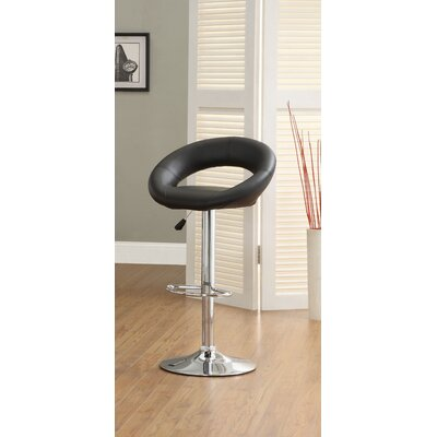 Lease to own Theory Leatherette Adjustable Bar S...