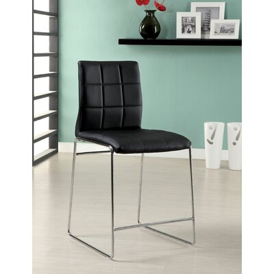 Narbo 24 5 Bar Stool Bar Stool Upholstery Black