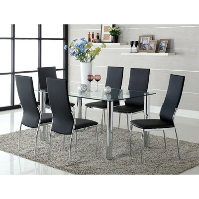 Easy financing Chandler Parsons Chair (Set of 2) F...