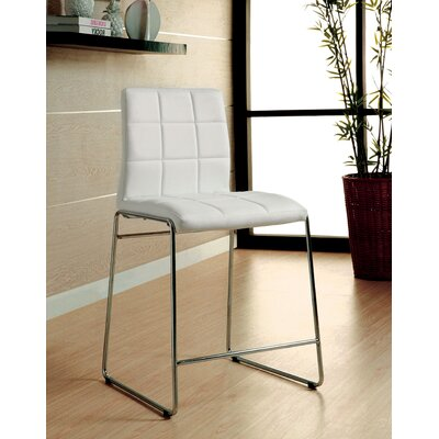 Narbo 24 5 Bar Stool Bar Stool Upholstery White