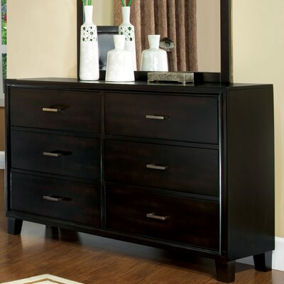 Laguna 6 Drawer Dresser
