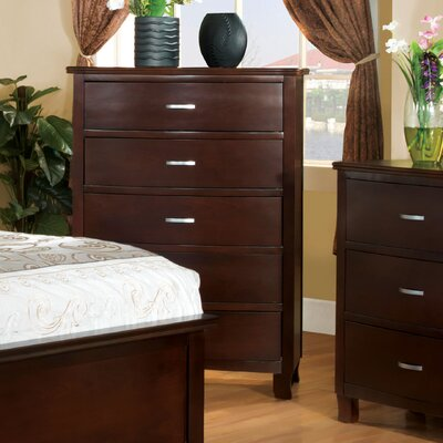 Furniture rental Vandenberg 5 Drawer Chest...