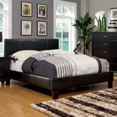 Rent to own Villa Platform Bed Size: Twin...
