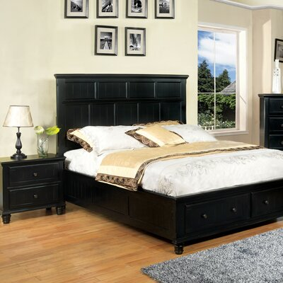 Buy Low Price Hokku Designs Delano Panel Bedroom Collection Bedroom Set Mart