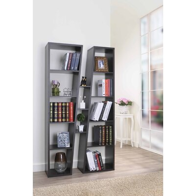 Metro Twin Bookcase Tower Display Stand