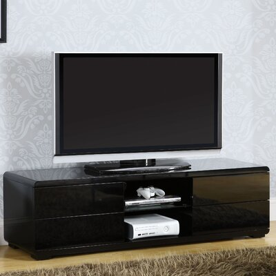 Sharron 60 TV Stand Color: Black