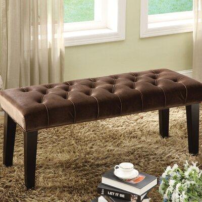 Hokku Designs Warwick Wooden Bench | Wayfair