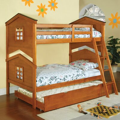 Credit for Castleton Twin over Twin Bunk Bed...