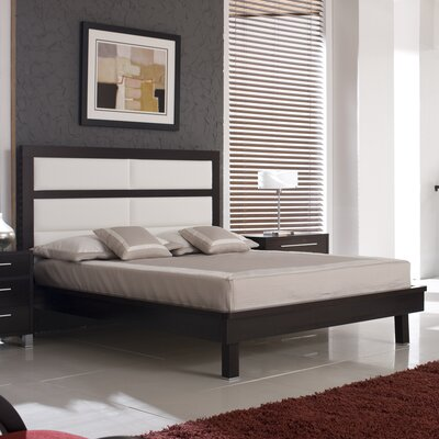 Sibley Upholstered Platform Bed Size: Queen