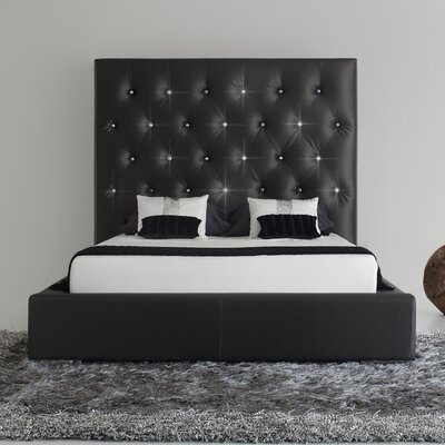 Ritz Upholstered Platform Bed