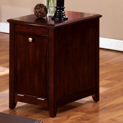 Financing for Hurst Storage Cabinet End Table...