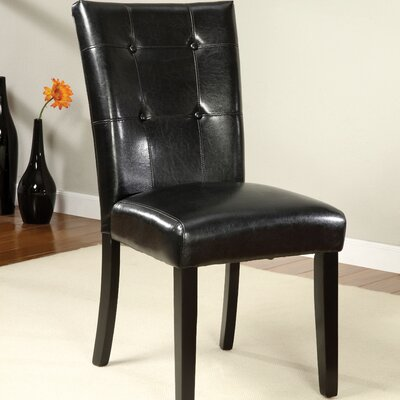 Parker Tufted Back Side Chair