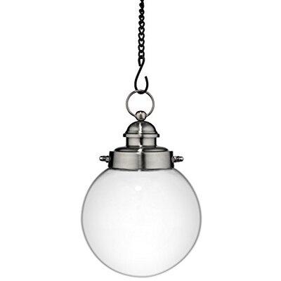 Round Glass/Metal Terrarium GAR567