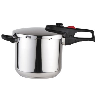 Magefesa Practika Plus Stainless Steel Super Fast Pressure Cooker - Size: 3.3 Quart at Sears.com