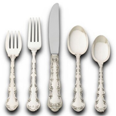 Strasbourg 46 Piece Place Set With Cream Soup Spoon Or Pie Server