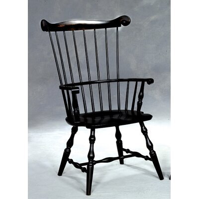 Chatham Antique Reproductions Duxbury Arm Chair (Set of 2) Finish: Tiger Maple Vintage (CX1369_2347186)