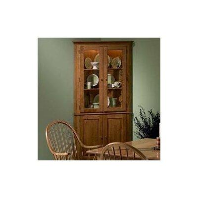Antique Corner Cabinet Furniture on Chatham Highland Road Cherry Corner Cabinet   6576