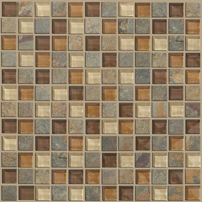 Cheap Stately 1 x 1 Slate Mosaic Tile in Zurichr for sale