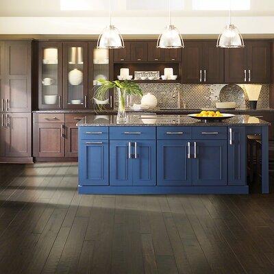 Farmton Random Width Engineered Maple Hardwood Flooring in Mintrum