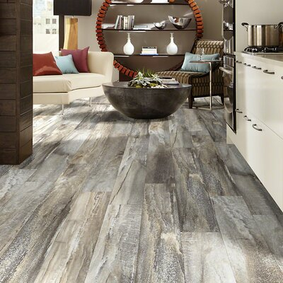 Elemental Supreme 6 x 36 x 4mm Luxury Vinyl Plank in Poised
