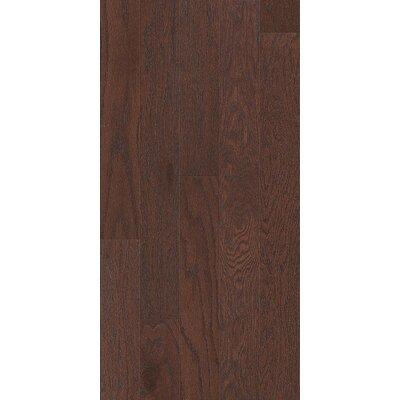 0.38 x 2.75 x 78 Oak Stair Nose in Coffee Bean