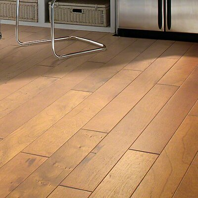 Alpine 5 Engineered Kupay Hardwood Flooring in Donald